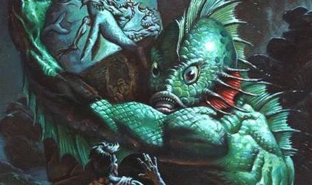 Dagon - H.P. Lovecraft (análise)
