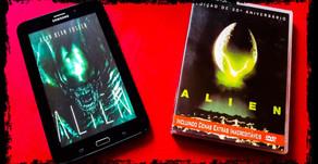 Alien - Alan Dean Foster (resenha)