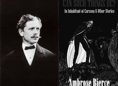 Um Habitante de Carcosa - Ambrose Bierce (tradução)