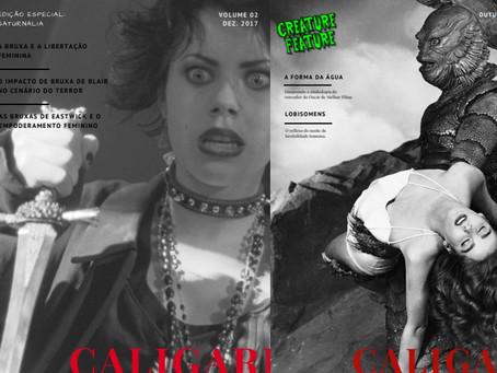 Caligari Zine + entrevista com Anastácia Ottoni