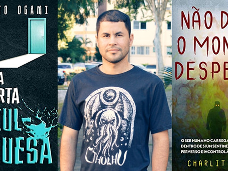 O mundo sombrio de Charlitto Ogami: contos + entrevista