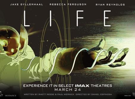 Filme: Vida (2017)