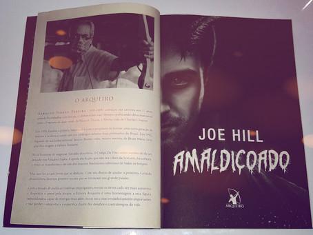 Amaldiçoado - Joe Hill (resenha)