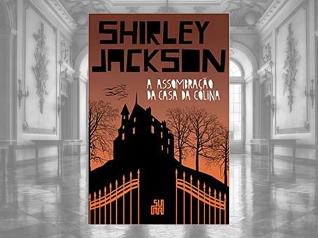 A Maldição da Casa da Colina - Shirley Jackson (resenha)
