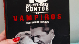13 dos Melhores Contos de Vampiro da Literatura Universal (resenha)