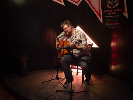 2019 Year in Review: Open Mics