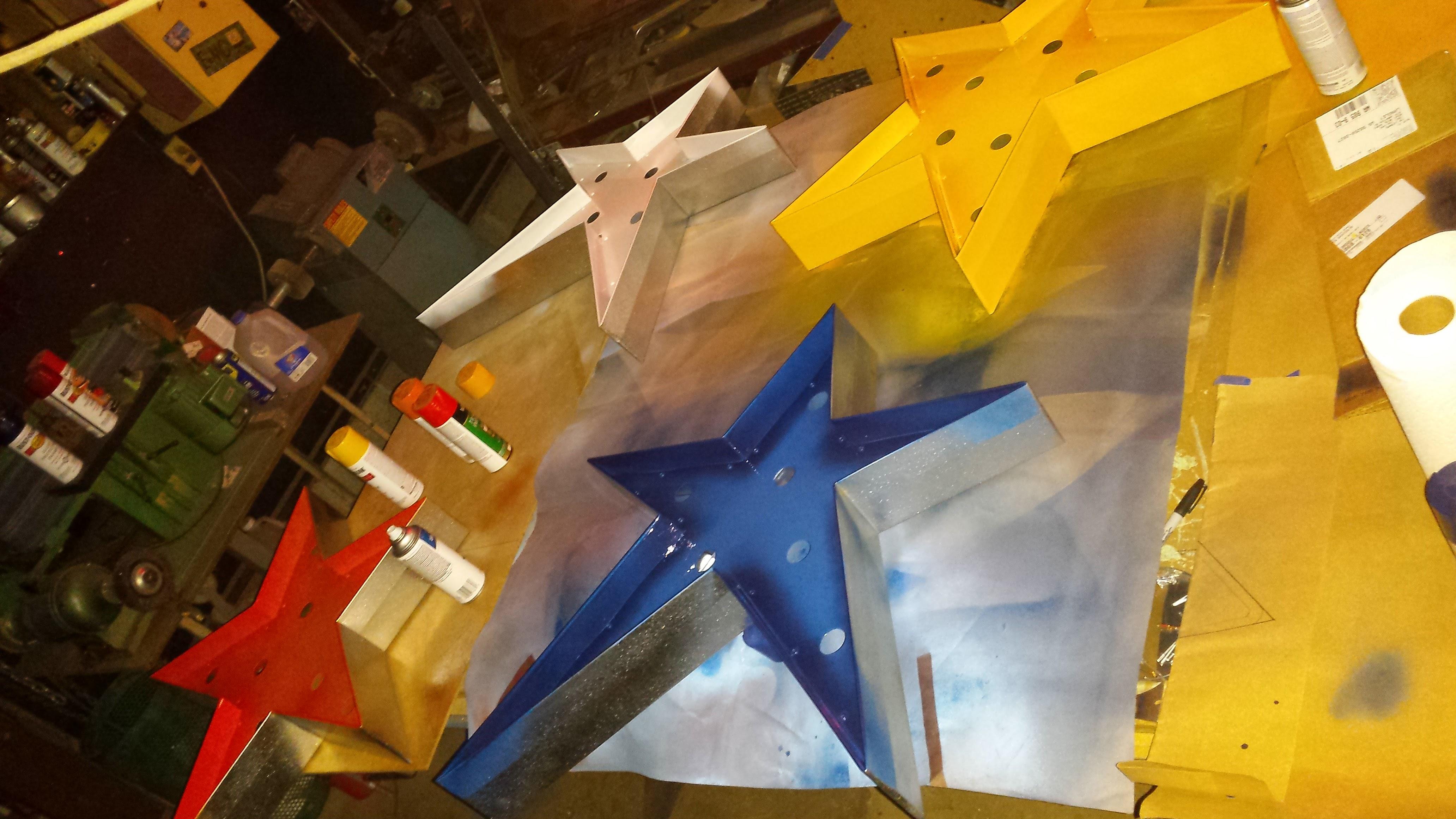 Star making power...