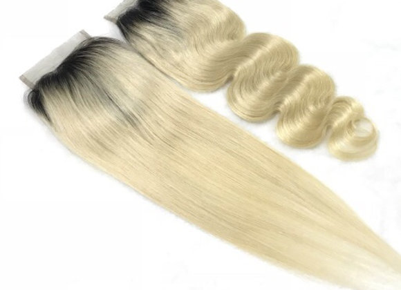 Blonde #613/1B Closure
