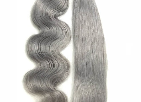Grey Ombre Straight