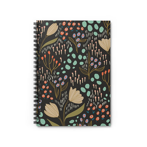 Meadow Notebook - Ruled Line