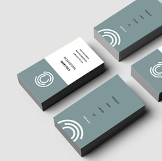 Business Card and Corporate Identity Package