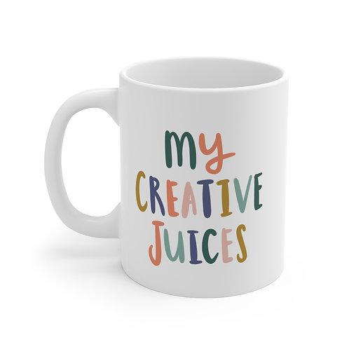My Creative Juices Mug 11oz