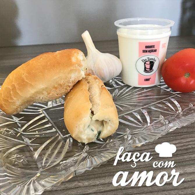Pão de Alho com Do Tambo