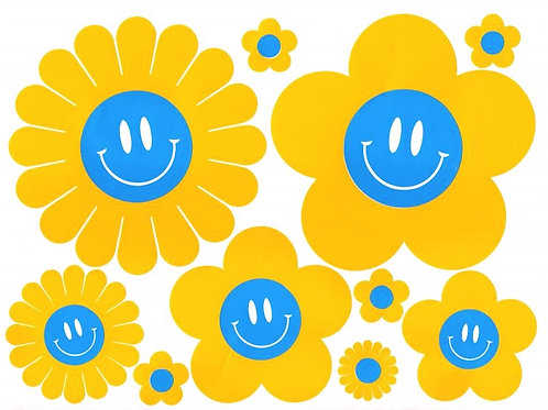 36 Flores con sonrisas 2 folios