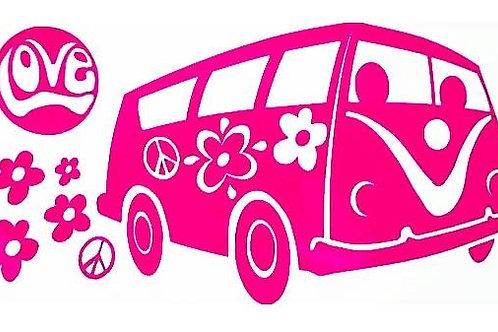 Hippy happy bus