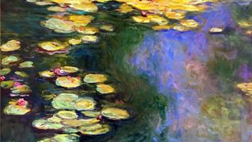 C.Monet Waterlilies