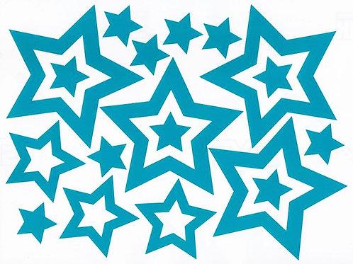 Estrellas en estrellas 1 folio