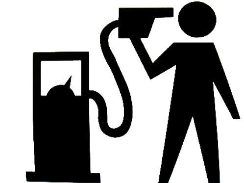 Muerte por el petrolio