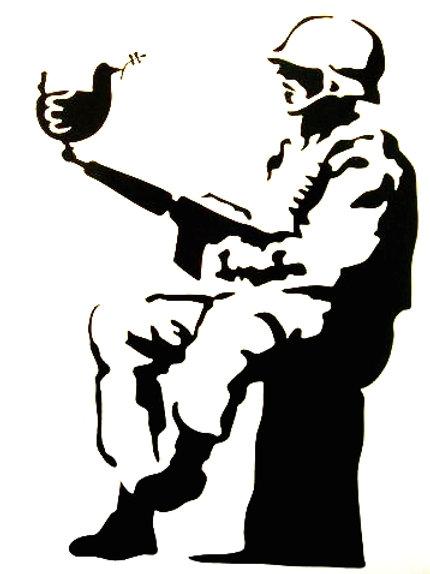 El Soldado de la paz