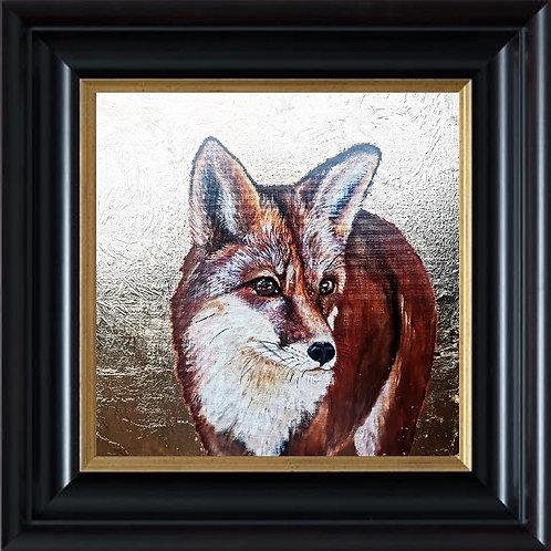 Fox 40 x 40 cm