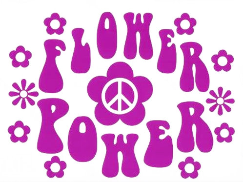 Flower Power 1 folio