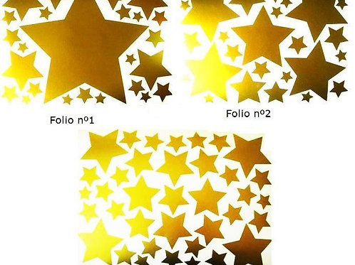 Estrellas 3 folios