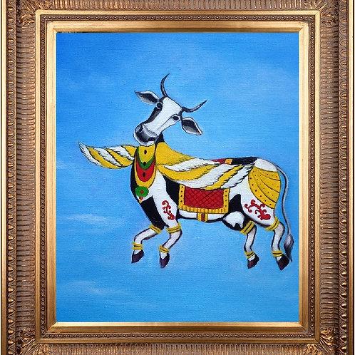 Holy Cow 30 x 40 cm