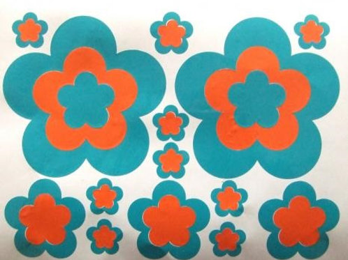 28 Flores fabula funky 2 folios