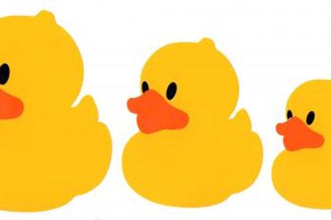 3 patos