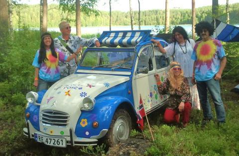 hippiecarvinyldesign