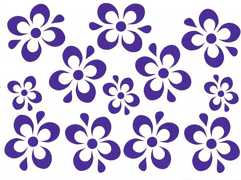 Flores de familia 1 folio
