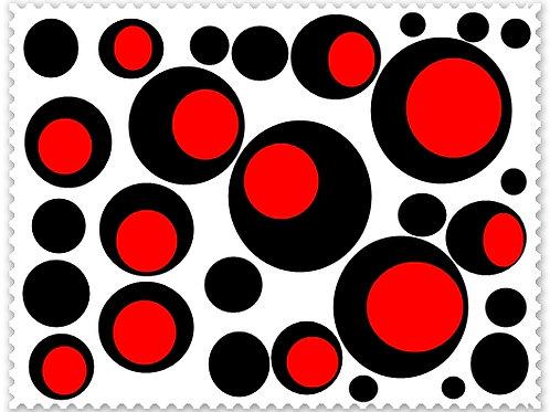 Bolas de 2 colores