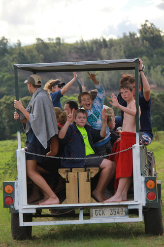 Tractor trip