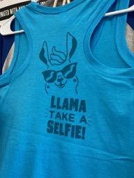 Llama Take A Selfie!