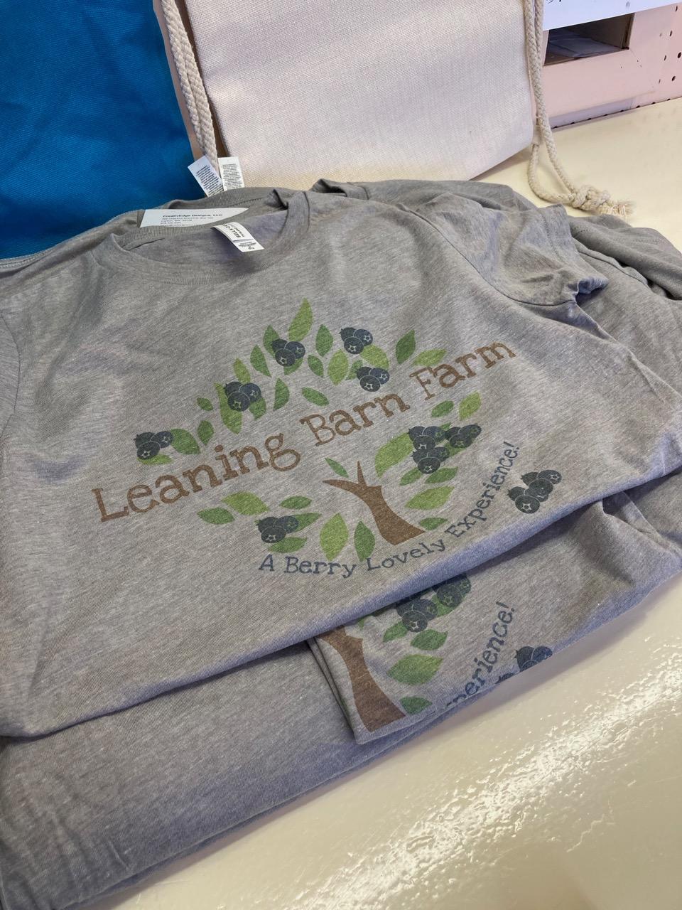 Leaning Barn Farm