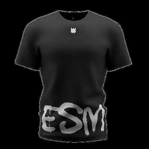 ESM CLASSIC UPDGADE TEE (COTTON) - BLACK