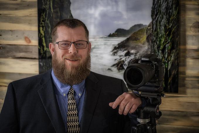 Bradley Mattison.  Co-Owner, Lead Photographer, Lead Editor