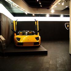 Lamborghini at Shanghai