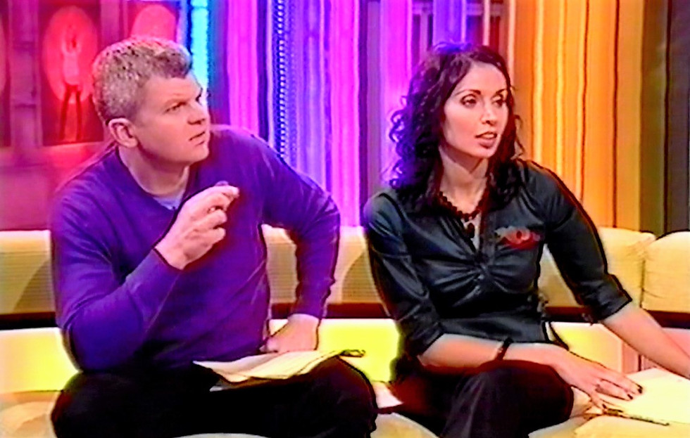 Interview with Adrian Chiles & Christine Bleakley