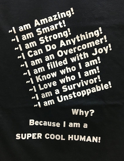 Affirmation Shirts