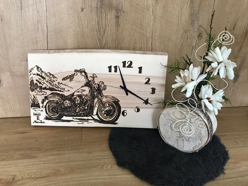 Motorrad Uhr