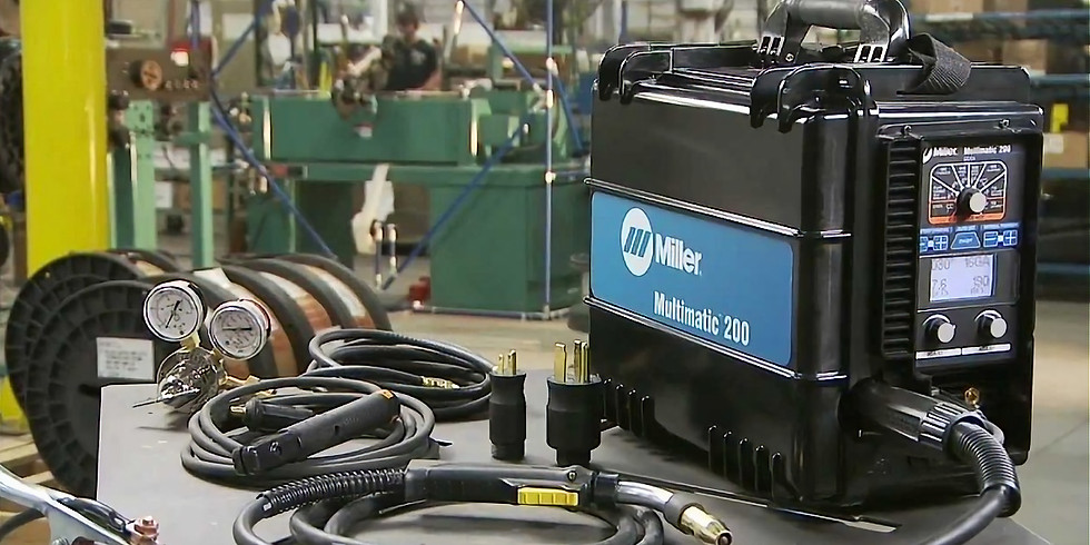 Geek out on Welding Machines