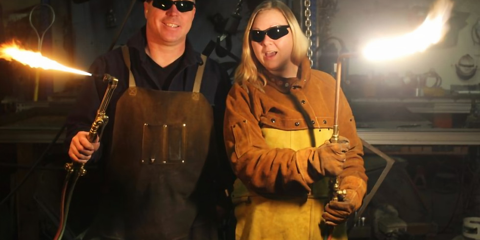 Quick Intro to Welding 1/17/20 6:30 pm to 8:30 pm