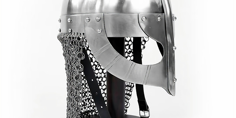 Intro to Armor Making 12/21/19 4 pm to 8:30 pm