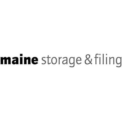 Maine Storage & Filing