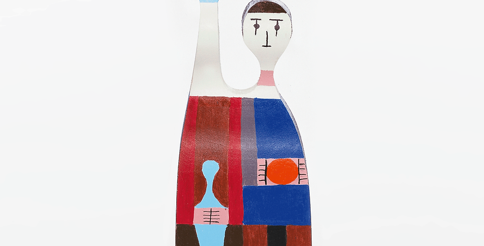 Wooden Doll - No. 11