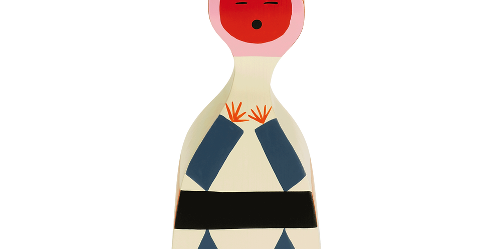 Wooden Doll - No. 18