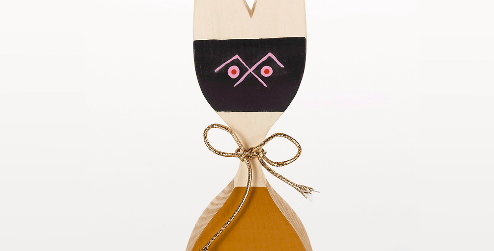 Wooden Doll - No. 9