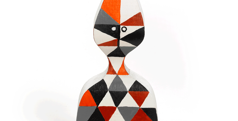 Wooden Doll - No. 12