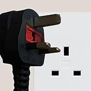 Electrical Plug Type G